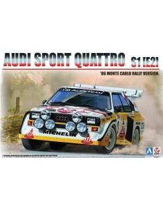 Audi Sport Quattro S1 [E2] 1986 Monte Carlo Rally Version