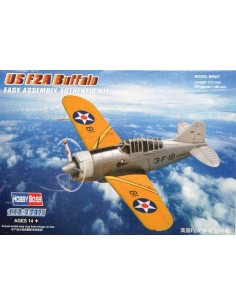 US F2A Buffalo - Easy Assembly Kit