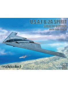 USAF B-2A Spirit Stealth Bomber with Mop GBU-57