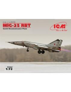 MiG-25RBT Soviet Reconnaissance Plane