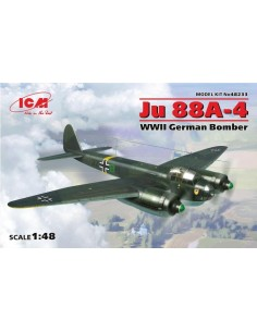 Ju 88A-4 WWII German Bomber