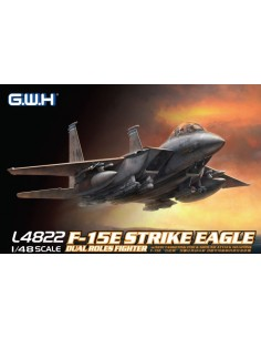 F-15E Strike Eagle Dual Roles Fighter