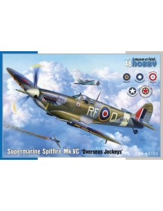 Supermarine Spitfire Mk. VC 'Overseas Jockeys'