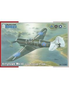 """Kittyhawk Mk. III """"Long Fuselage P-40 K"""""""