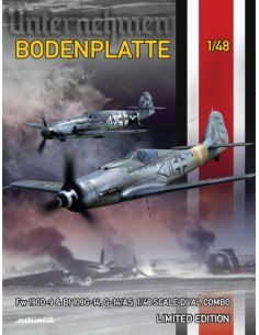 Bodenplatte Fw 190D-9, Bf 109G-14/Bf 109G-14AS Dual Combo - Limited Edition