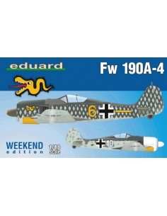 Fw 190A-4 - Weekend Edition