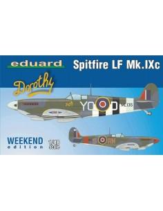 Spitfire LF Mk.IXc- Weekend edition