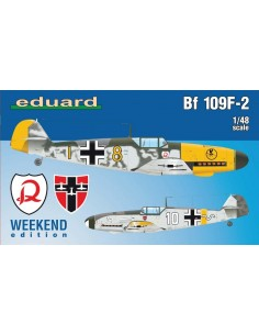 Bf 109F-2 - Weekend Edition
