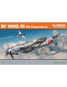 Bf 109G-10 Mtt Regensburg - ProfiPack Edition