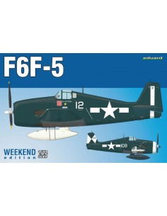 F6F-5 Hellcat - Weekend Edition