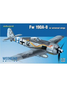 Fw 190A-8 w/ universal wings - Weekend Edition