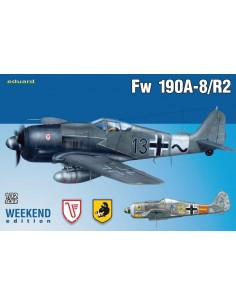 Fw 190A-8/R2 - Weekend Edition