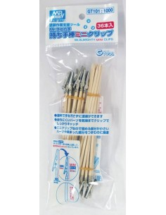 Mr. ALMIGHTY CLIP STICK MINI (36 pieces)