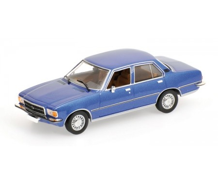 OPEL REKORD D - 1975 - BLUE METALLIC
