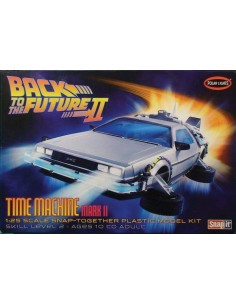 Back To the Future II Delorean Time Machine Mark II