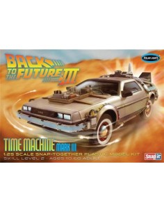 Back To the Future III Delorean Time Machine Mark III
