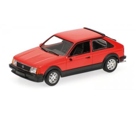 OPEL KADETT D SR - 1979 - RED