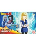 Dragon Ball Z Android No.17