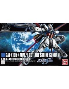 HG Cosmic Era GAT-X105 + AQM/E-X01 Aile Strike Gundam