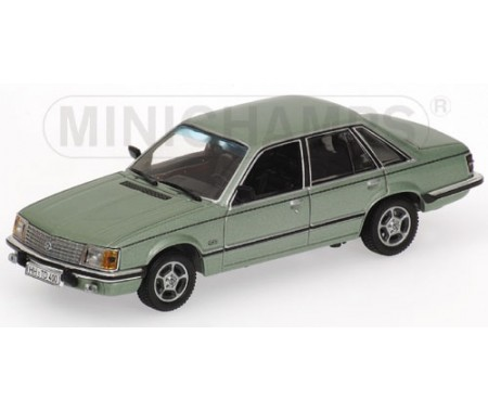 OPEL SENATOR - 1980 - GREEN METALLIC