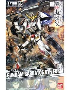Gundam Barbatos 6th Form