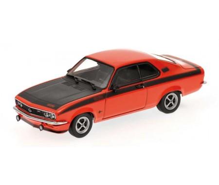 OPEL MANTA GT/E - 1974 - RED