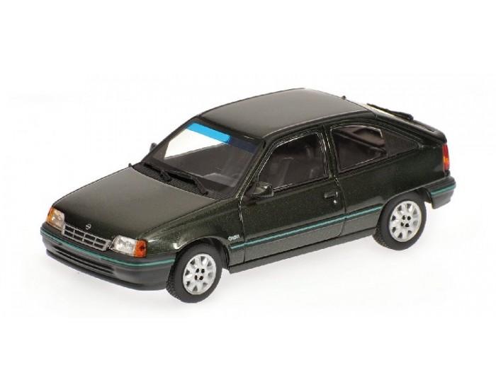 OPEL KADETT E - 1989 - GREEN