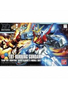 HG Try Burning Gundam