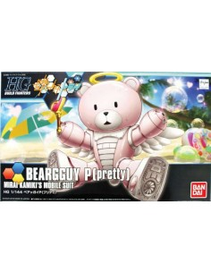 HG Try Beargguy P (Pretty)