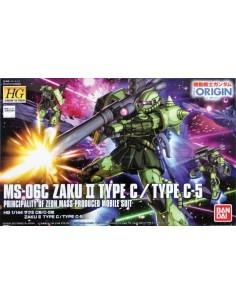 HG MS-06C Zaku II Type C/ Type C-5
