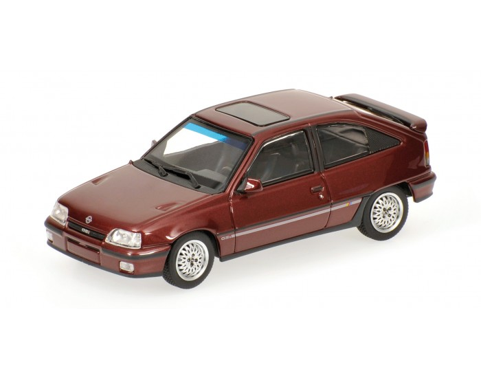 OPEL KADETT GSI - 1989 - RED METALLIC