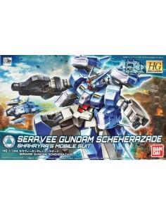 HG Seravee Gundam Scherazade