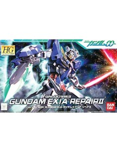 HG GN-001RE II Gundam Exia Repair II