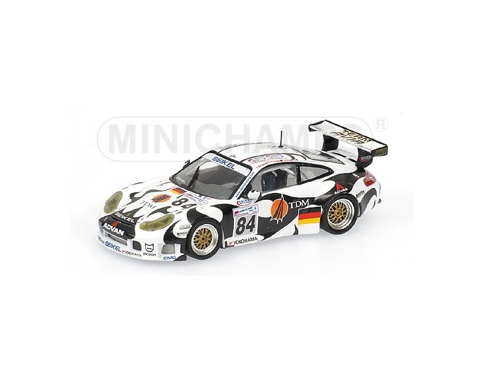 PORSCHE 911 GT3 RS - BURGESS/COLIN/BAGNALL - TEAM SEIKEL MOTORSPORT - 24H LE MANS 2004