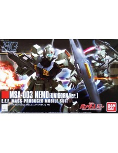 HG MSA-003 Nemo (Unicorn Ver.)