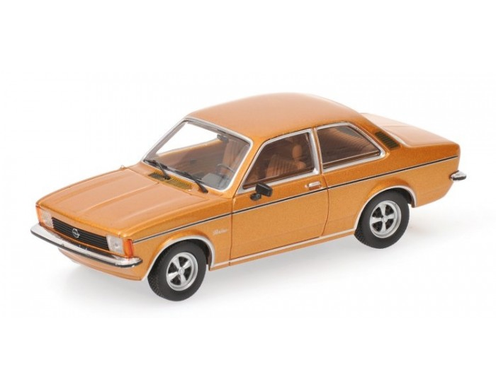 OPEL KADETT C ´BERLINA´ - 1978 - GOLD METALLIC