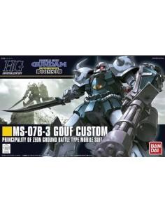 HG MS-07B-3 Gouf Custom