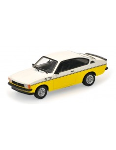 OPEL KADETT C GT/E - 1978 - WHITE/YELLOW