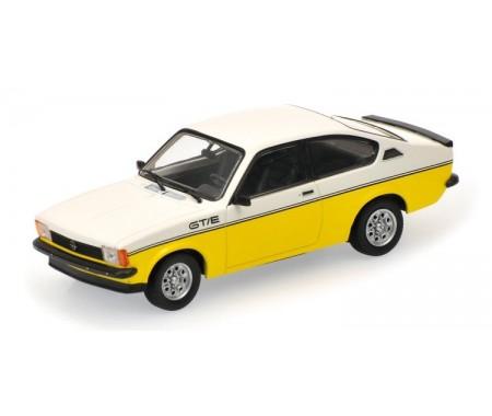 OPEL KADETT C GT/E - 1978 - WHITE/YELLOW