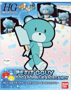 HG Petit'Gguy Soda-Pop-Blue & Icecandy