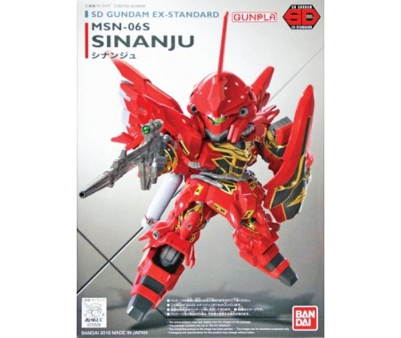 SD MSN-06S Sinanju