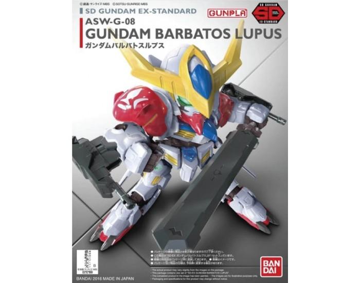 SD ASW-G-08 Gundam Barbatos Lupus