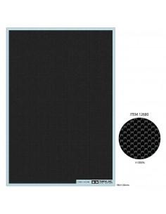 Carbon Pattern Decal Set (Plain Weave/Extra Fine)
