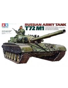 Russian Army Tank T-72M1