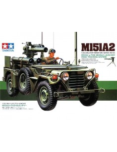 U.S. M151A2 w/ TOW Missile Launcher (M220 Tracking System)
