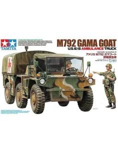 U.S. 6X6 Ambulance Truck M792 Gama Goat