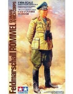 Feldmarschall Rommel Africa Corps