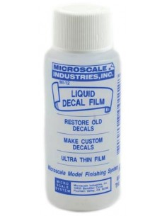 Micro Liquid Decal Film - 28ml