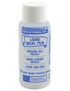 Microscale Industries - MI-12 - Micro Liquid Solução para Decalques - 28ml  - Hobby Sector