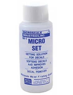 Micro Set Setting Solution for Decals - 28ml